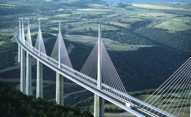 Millau Bridge (France): World's Tallest Vehicular Bridge