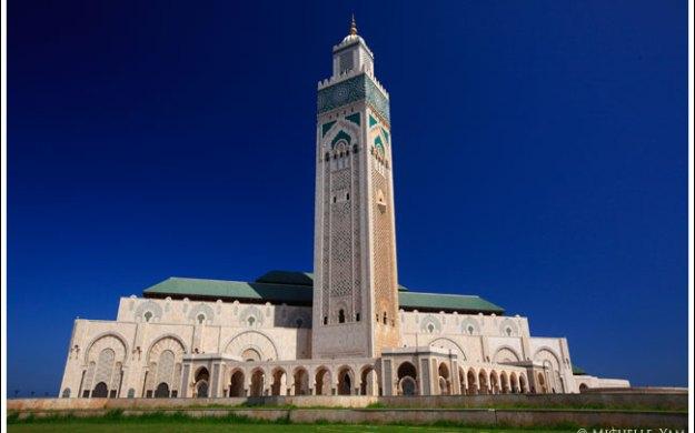 The Hassan II