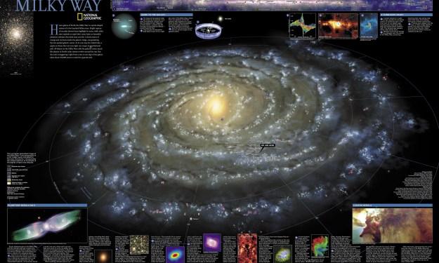Alam semesta selalu mengejutkan kita tentang hal-hal yang luar biasa