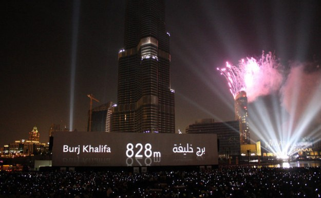 bangunan tertinggi di dunia pada tahun 2015