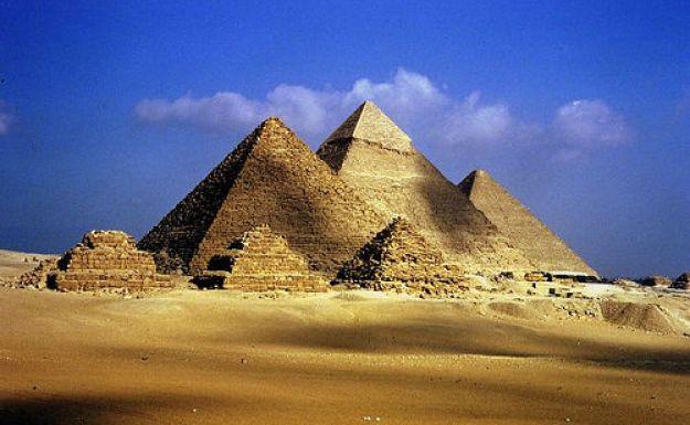 Piramida Giza di Mesir