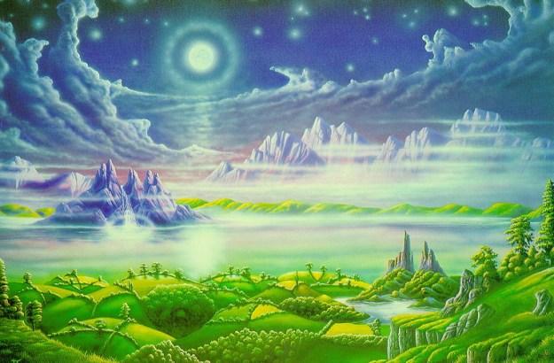 Surga Pengangkatan Makhluk