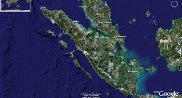 Sumatera - Pulau Emas