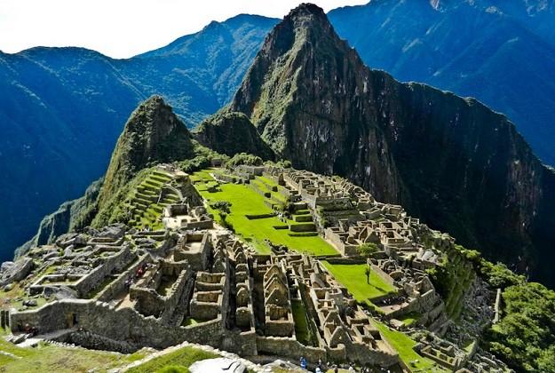 Situs Machu Pichu di Peru