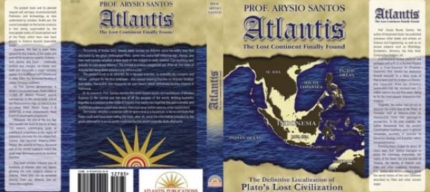Teori Atlantis Arysio Santos