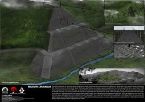 Lapisan Geologi Versus Lapisan Budaya di Gunung Padang