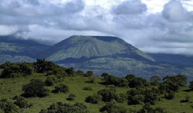 Gunung Tambora, Indonesia