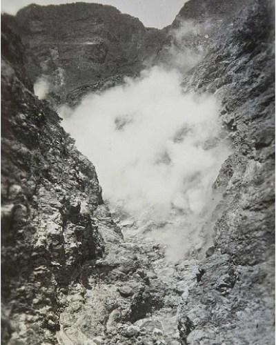 Kawah Condrodimuko Tahun 1930