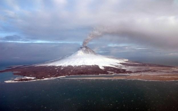 Gunung Novarupta, Alaska Peninsula