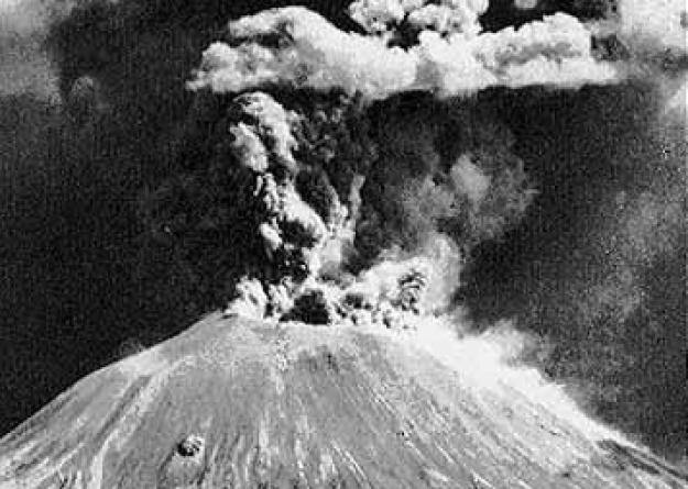 letusan gunung galunggung Tahun 1918