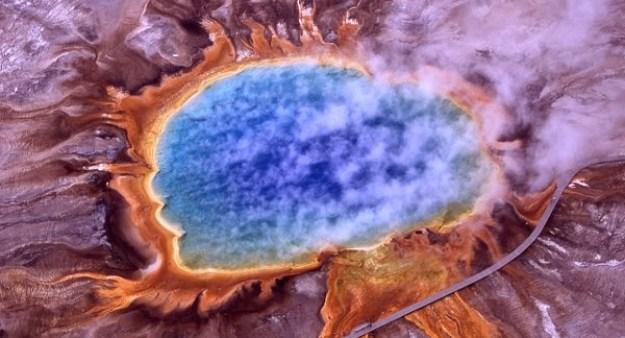 Caldera Yellowstone