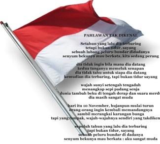 Kumpulan Puisi Tentang Pahlawan