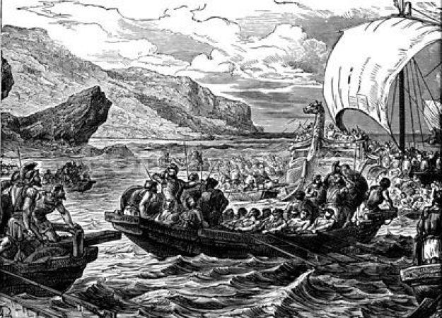 bangsa Phoenicia