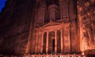 Kota Petra di Yordania