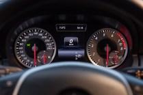 Mercedes-Benz A-sarja mittaristo