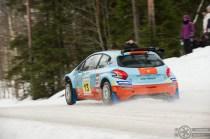 #13 Juha Salo / Peugeot 208 T16 R5. Pohjanmaa-ralli, EK4.