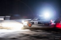 #23 Joonas Soilu / Mitsubishi Lancer Evo 9. Pohjanmaa-ralli, EK1.