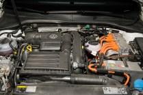 Volkswagen Golf GTE konetila