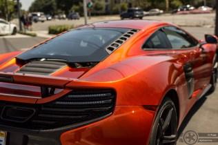 McLaren -myymälä Palo Altossa