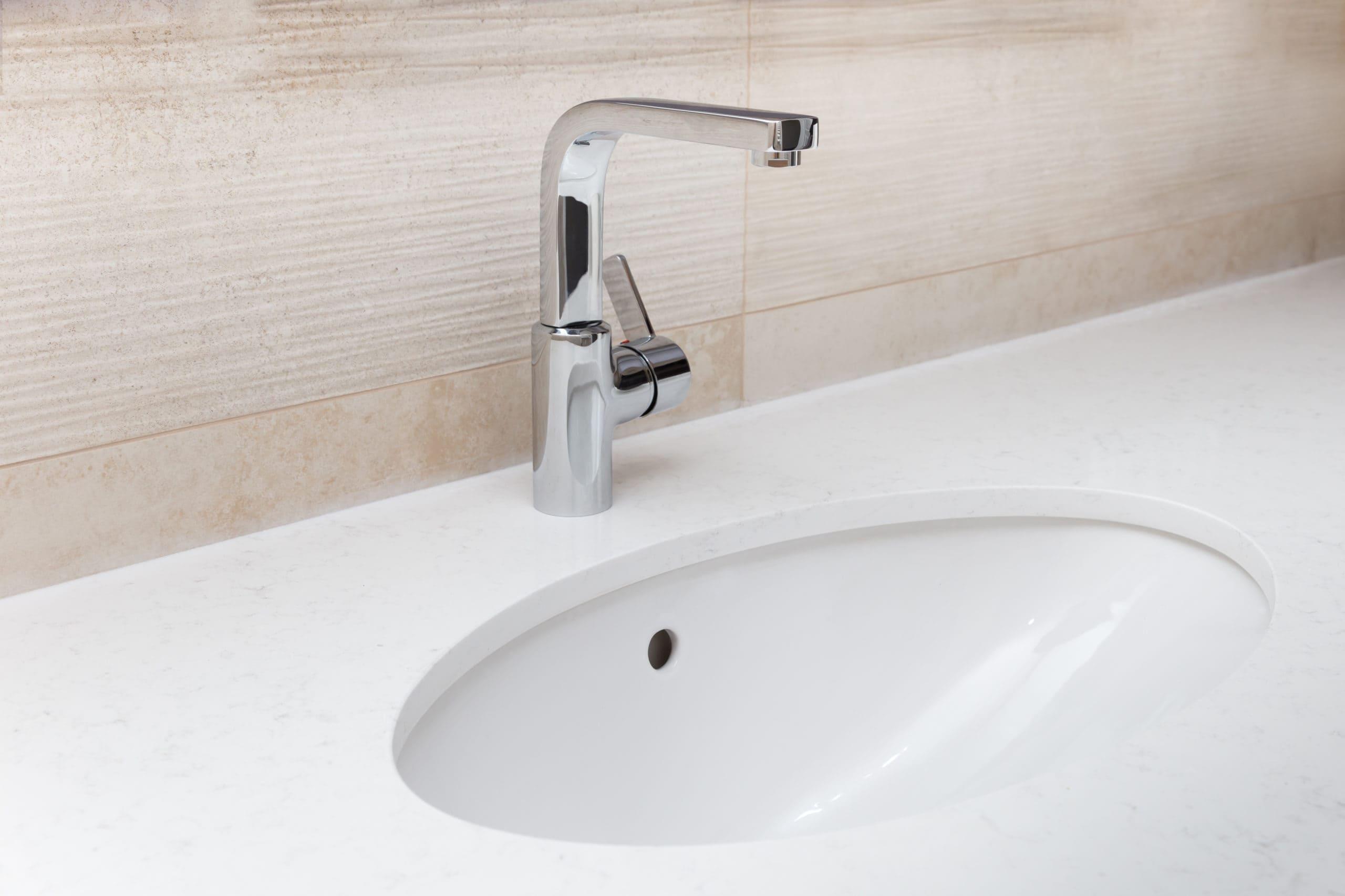 undermount bathroom sink styles
