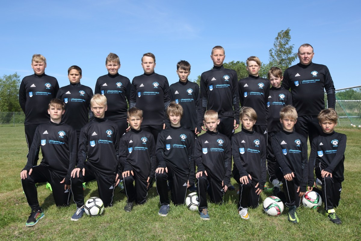 LLJK U14 2019meeskond. Foto: Olev Mihkelmaa