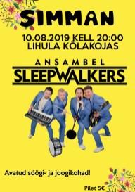 Sleepwalkers-kuulutus