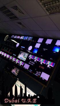 استيديو الإنتاج والإخراج لقناة دبي