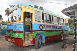Zion Bus Tour