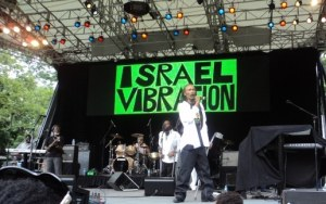 Israel Vibration Singer perfarm at summer Jam
