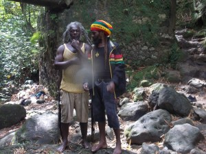 Rasta Steve & Fire Lion