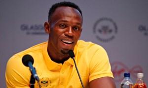 Usain Bolt, Commonwealth Games in Glasgow
