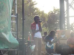 Chronixx & Zinc Fence Redemtion Band