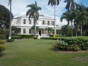 Mansion in Kingston