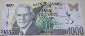 JA $000 Bill