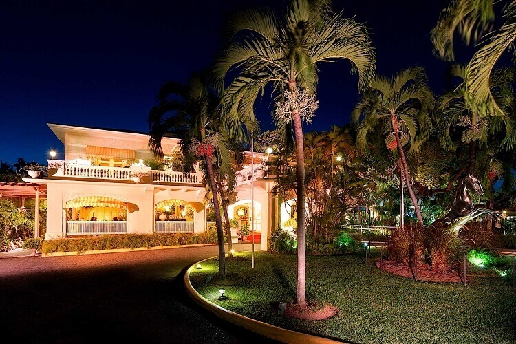 Terra Nova Hotel in Kingston Jamaica