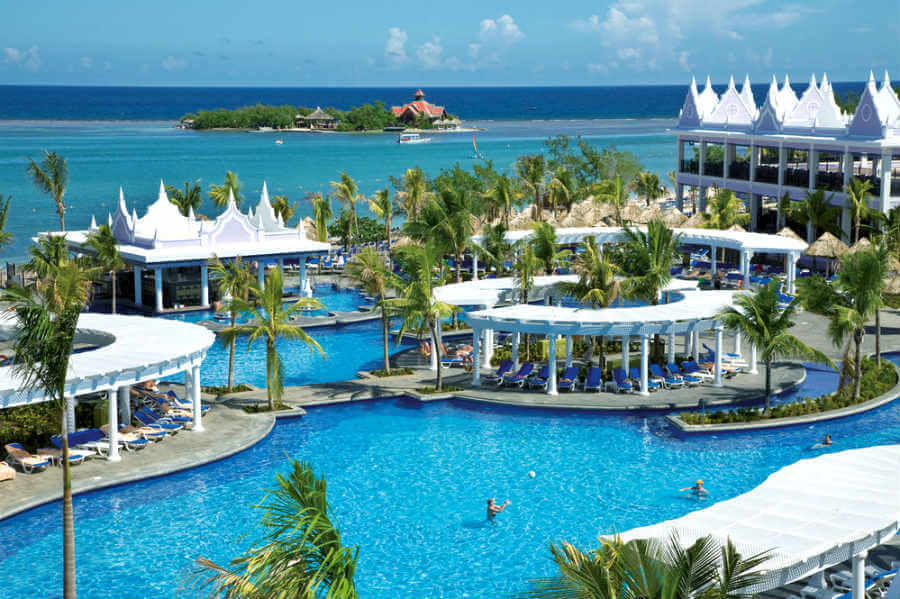 Riu Montego Bay resort in Jamaica
