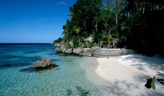 James Bond Beach, Jamaica