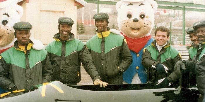 1988 Jamaican bobsled team