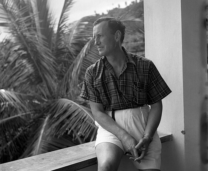 Ian Fleming in Jamaica