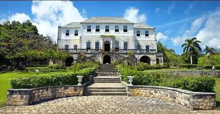 Rose Hall Great House museum in Montego Bay