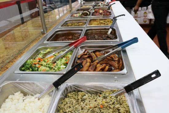 Golden Krust Caribbean Bakery & Grill, one of the best Jamaican restaurants in Orlando