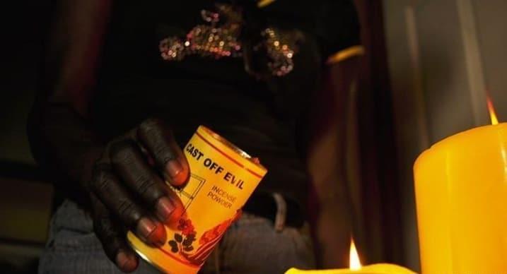Jamaican obeah man