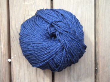 A navy blue by Debbie Bliss