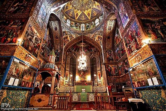 The Bridge to New Julfa: A Historical Look at the Armenian-Iranian