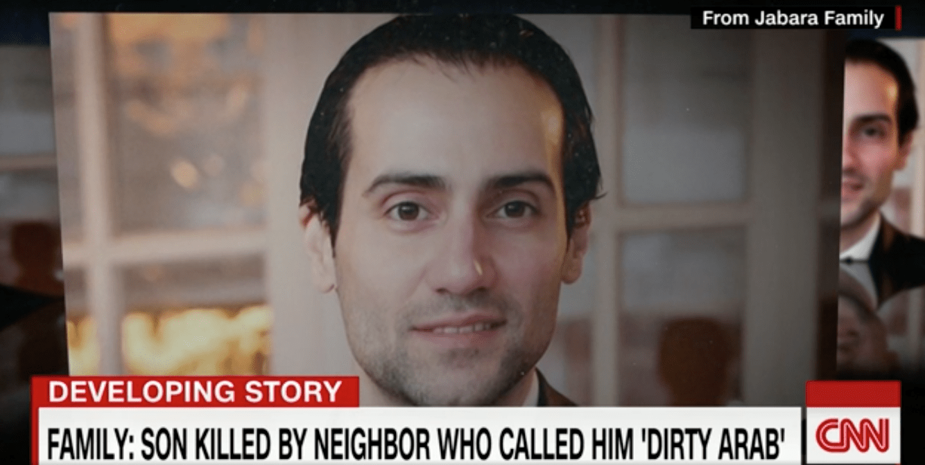 hate knows no mistaken identities he came to kill an ian and khalid jabara a lebanese christian shot dead in oklahoma in 2016 source cnn