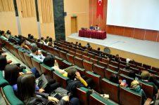 DSC 0259 1 - 38 Üniversite, AİBÜ'deki Sosyal Bilimler Kongresi'nde Bir Araya Geldi