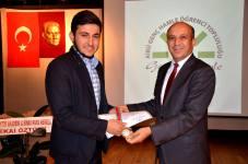DSC 5041 - İlahiyat Fakültesi'nde Kur'an-ı Kerim'i Güzel Okuma Yarışması