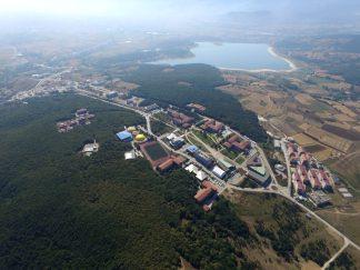 DJI 0039 - AİBÜ'de Öğrenci Sayısı 30 Bini Aştı, 13 Yeni Bölüm ve Program Açıldı