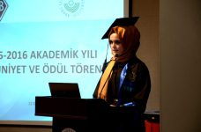 DSC 2450 - 2015-2016 Akademik Yılı Mezuniyet ve İzzet Baysal Vakfı Ödül Töreni…