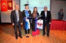 DSC 2567 - 2015-2016 Akademik Yılı Mezuniyet ve İzzet Baysal Vakfı Ödül Töreni…